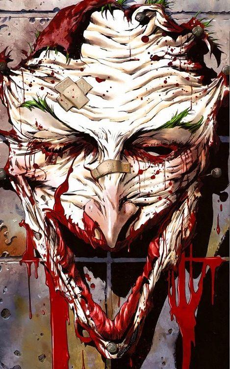 The Joker by Greg Capullo