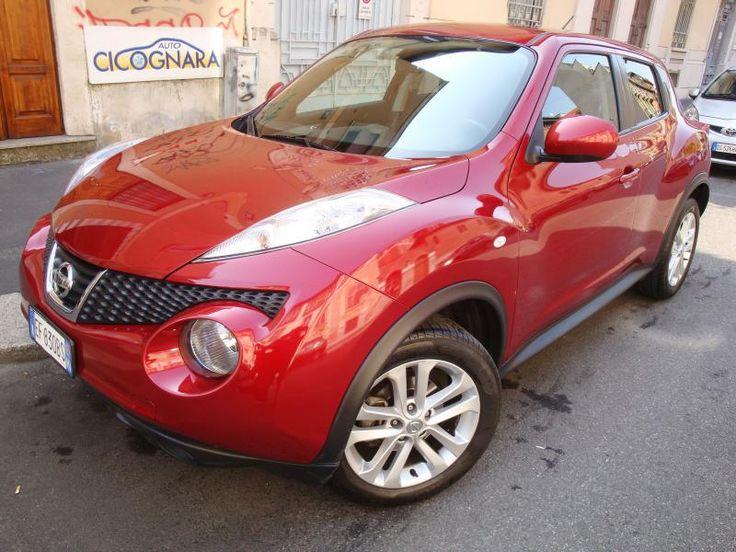 Auto Cicognara: Auto Usate e Service a Milano - 3939578915 (anche WhatsApp)  NUOVO ARRIVO: Nissan Juke 1.6 Acenta automatica usata.  CLICCA sulla foto, scopri gli accessori !!!  STAY TUNED !!!  Scarica dal tuo SmartPhone la nostra utilissima App gratuita: onelink.to/7eebqu  #AutoCicognara #AutoUsate #Officina #Carrozzeria #CambioOlio #TagliandoAuto #PastiglieFreni #RevisioneAuto #Milano #AC63MI #WhatsApp #Nissan #Juke #CambioAutomatico