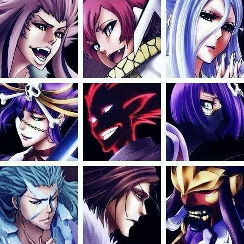 204 best images about Bleach on Pinterest