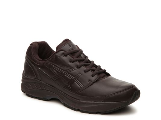 Men's ASICS GEL-Foundation Workplace Walking Shoe -  - Brown