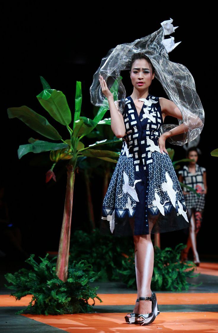 Vietnam Fashion Week SS16 - Haute Couture. Designer: Minh Hanh. Photo: Cao Duy
