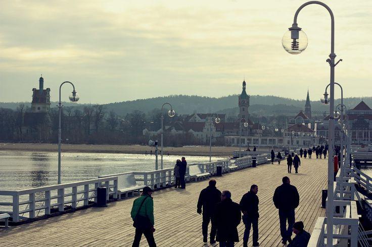 Molo (Poland, Sopot)