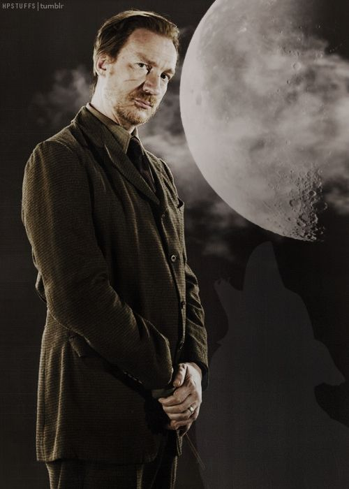 """David Thewlis as Remus Lupin in """"Harry Potter and the Prisoner of Azkaban"""""""