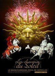 Le Grand Carrousel Royal de Versailles | Les chevaux du Soleil | Spectacle Equestre et Pyrotechnique Plaine de la Reine Affiche