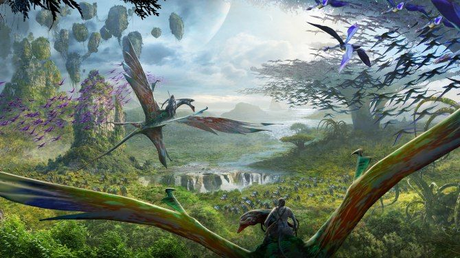 'Avatar' attractions are coming to Walt Disney World in May