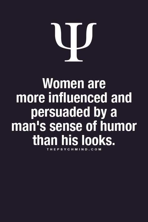 Sense of humor over looks... Yes. Anytime. To me it's a must.