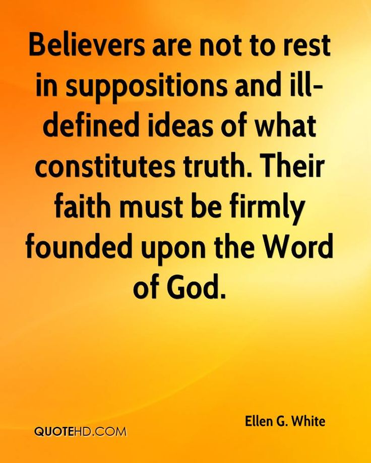 Ellen G. White Quote shared from www.quotehd.com