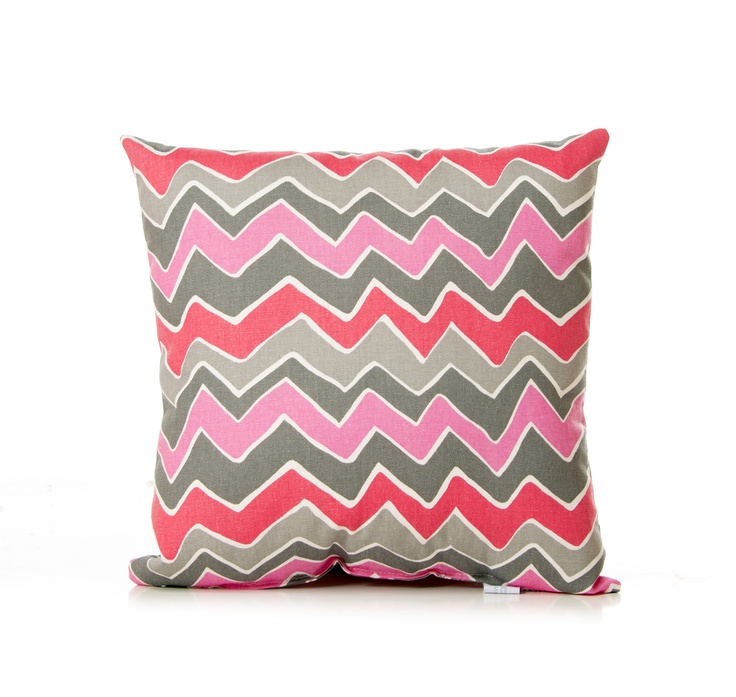 Addison Crib Bedding By Sweet Potato Zig Zag Stripe Pillow