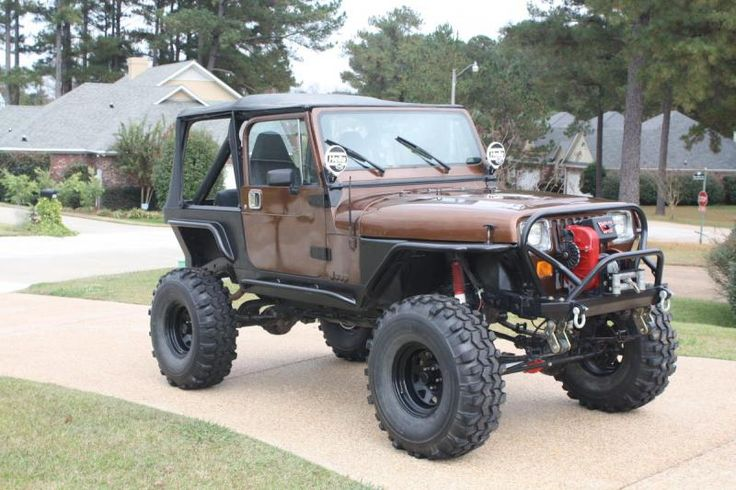 17 Best Images About Jeep Yj Upgrades On Pinterest