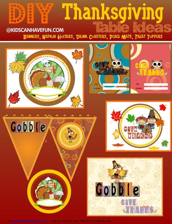 61 Best Thanksgiving Activities For Kids Games Turkey