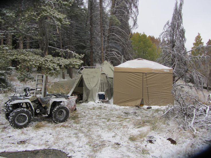 Elk Camp #1 - 2013