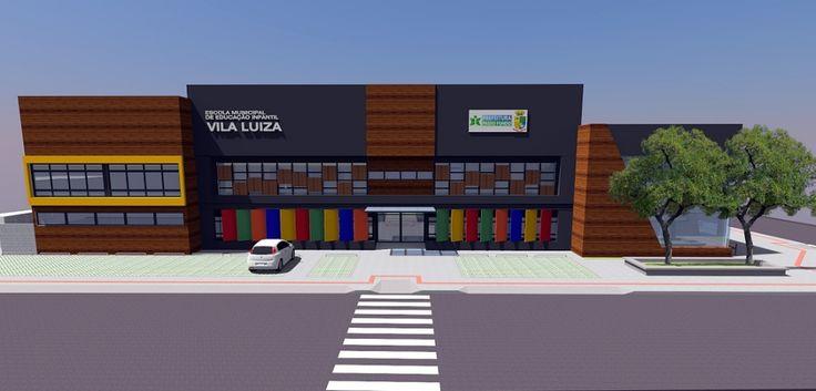 Na Vila Luiza, prefeito anuncia obra da maior escola de Educação Infantil do município - Portal Rádio Uirapuru | Notícias de Passo Fundo e região