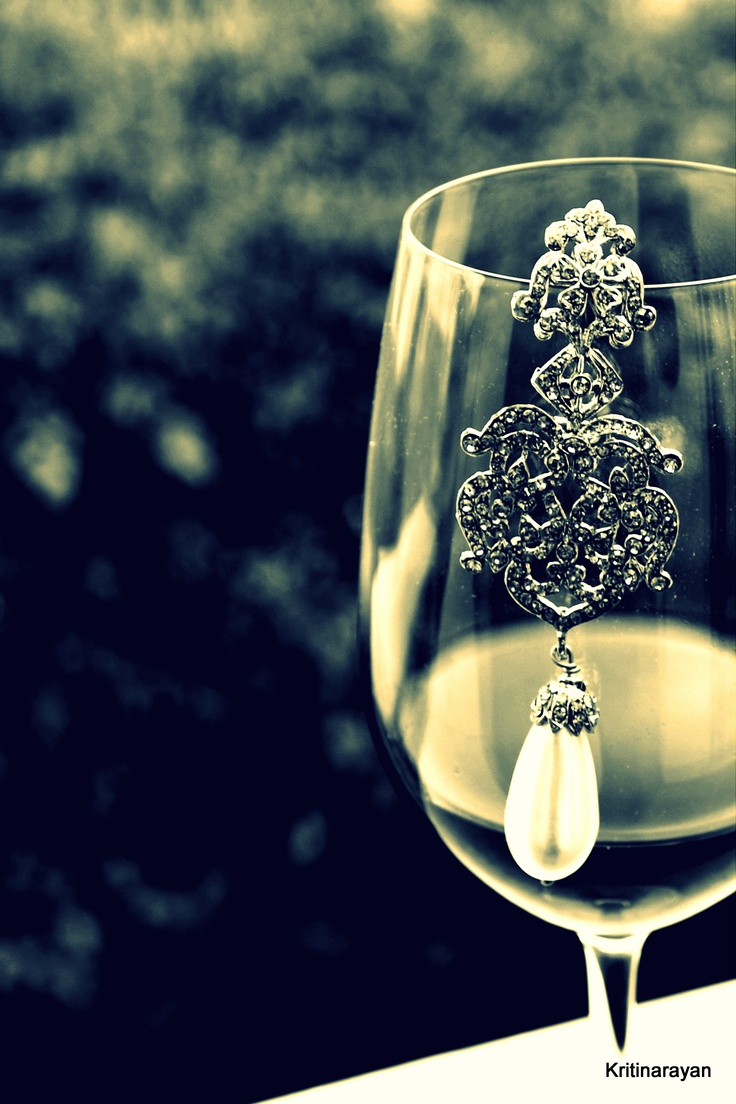 wine and beauty