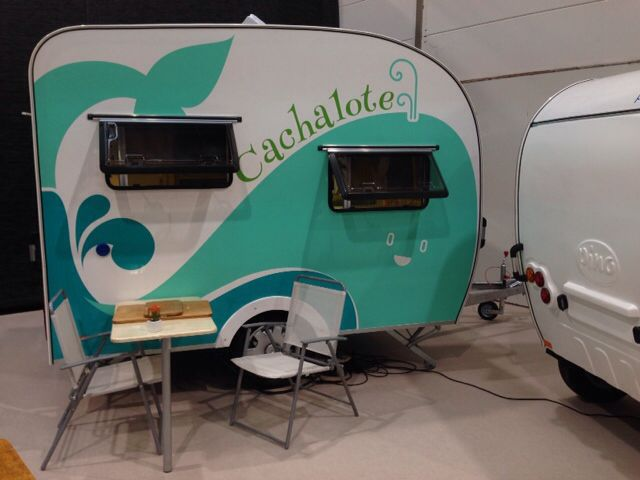 Lovingly handcrafted #perfectcaravan