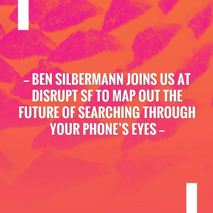 Check out my new post! Ben Silbermann joins us at Disrupt SF to map out the future of searching through your phone's eyes :) https://7gooddeals.com/ben-silbermann-joins-us-at-disrupt-sf-to-map-out-the-future-of-searching-through-your-phones-eyes/?utm_campaign=crowdfire&utm_content=crowdfire&utm_medium=social&utm_source=pinterest