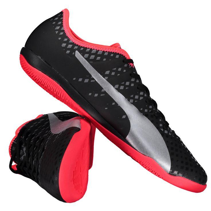 Chuteira Puma Evopower Vigor 3 IT Futsal Preta Somente na FutFanatics você compra agora Chuteira Puma Evopower Vigor 3 IT Futsal Preta por apenas R$ 299.90. Futsal. Por apenas 299.90
