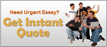 Having the perfect support from an essay writer is easy now as this company is adept in providing solution to students concerning essays of all type.