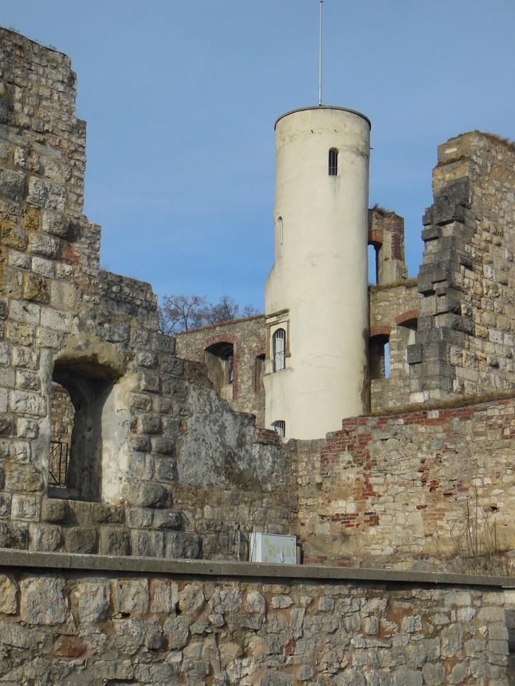 Turm, Heidenheim, Schloss Hellenstein