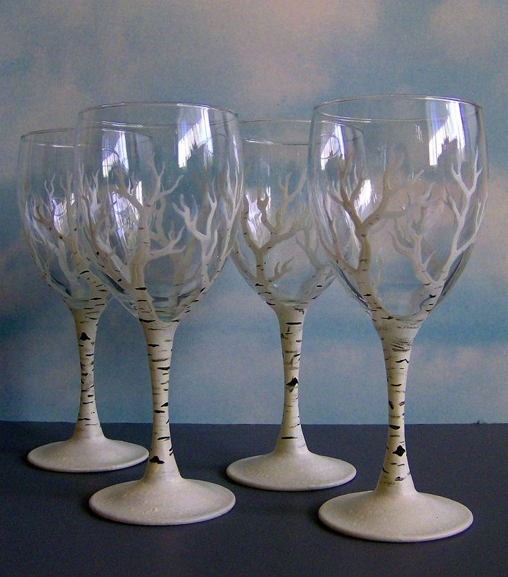 Wine Glass Idea, Go To www.likegossip.com to get more Gossip News!