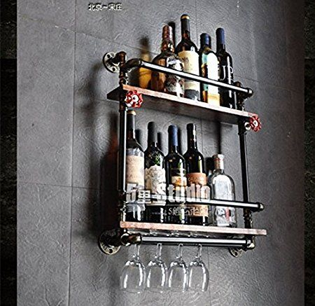 Best 20+ Wall mounted wine racks ideas on Pinterest | Wine ...