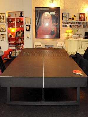14 Best Ping Pong As Dining Room Table Images On Pinterest