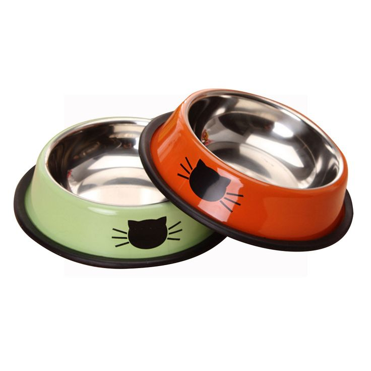 High Quality Baking Varnish Colorful Stainless Steel Round Cat Food Bowl Cute Cat Face Pet Cats Feeder  Products For Pets // FREE Shipping //     Buy one here---> https://thepetscastle.com/high-quality-baking-varnish-colorful-stainless-steel-round-cat-food-bowl-cute-cat-face-pet-cats-feeder-products-for-pets/    #catoftheday #kittens #ilovemycat #lovedogs #pup