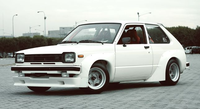 Stunning Toyota Starlet shipped to PH piece by piece | Top Gear Ph