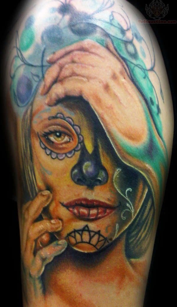 Girly Half Sleeve Tattoo Ideas: 9 Best Tattoos I Like Images On Pinterest