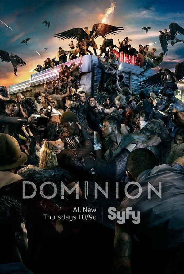 Dominion (TV Series 2014–2015)