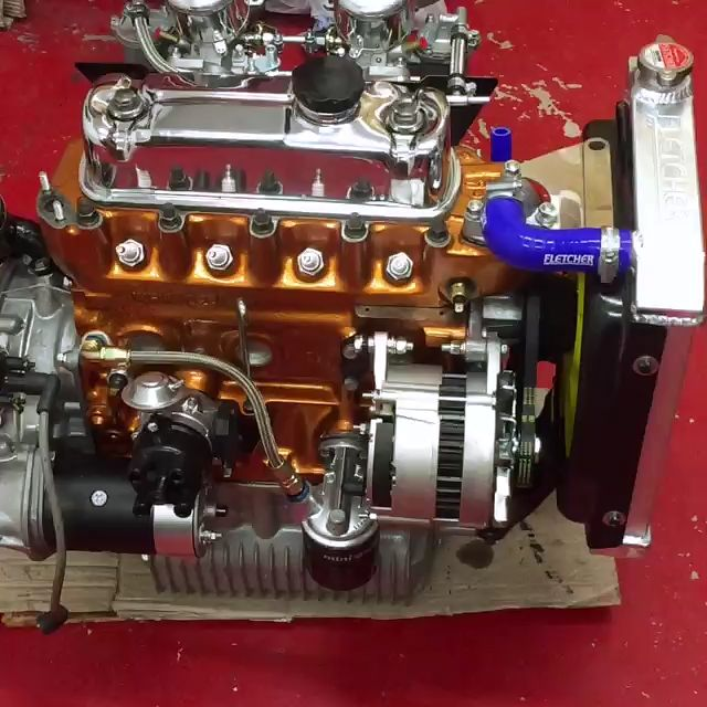 Art Of Mini Engine Video Mini Cooper Custom Engineering Mini Morris