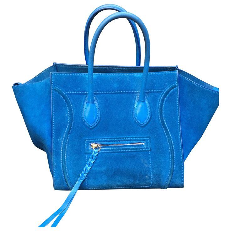 celine bag dupe - celine khaki suede handbag luggage phantom, Celine mini bagaglio ...