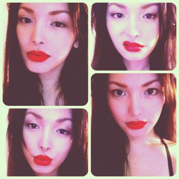 Revlon Matte Lipsticks - Frametastic Lipstick