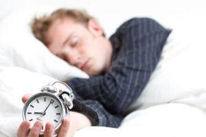 Yo dormir en noche. Me le gusta dormir porque dormir es tranquilo.