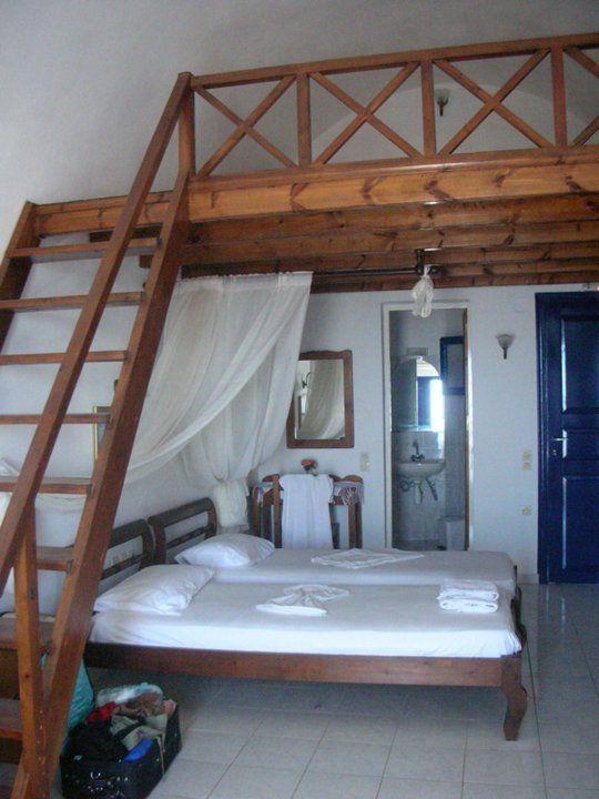 Inspiration: Loft Accommodation in Oia, Santorini   Apartment Therapy
