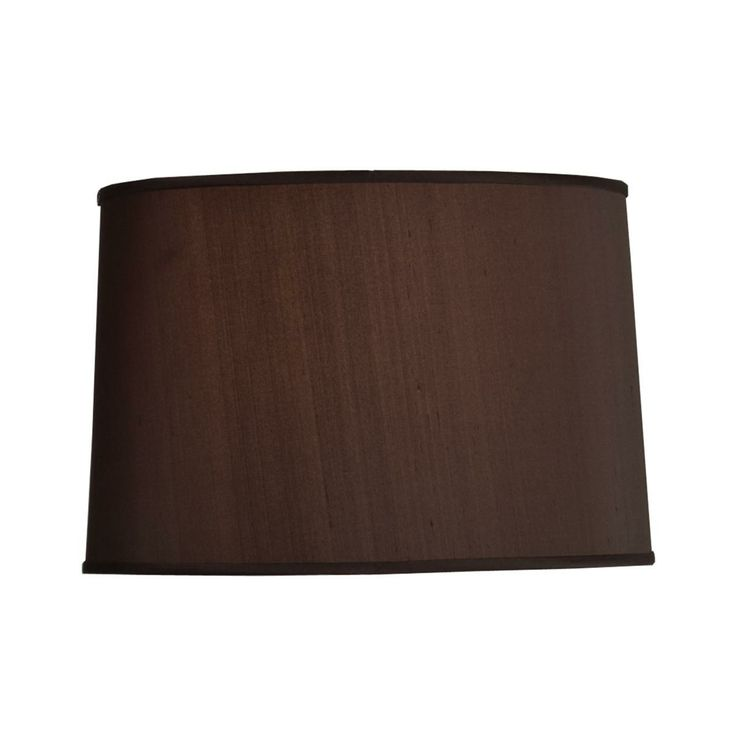 "15"" Silk Drum Shade - 7 Colors"