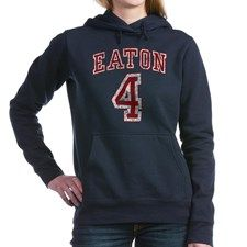 Tobias Eaton 4 Divergent Hooded Sweatshirt