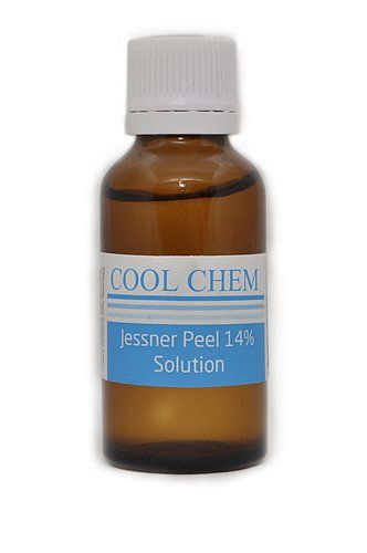 The Jessner's Peel is a light to medium peel, the depth of which is controlled by the amount of time you leave it on your skin and the number of layers you use. This is a very safe peel and is suitable for all skin types, especially those with oily or acne prone skin. Some darker skin tones, particularly African American run a small risk of post peel hypo pigmentation. As with all products, a patch test is recommended to see how your skin reacts.
