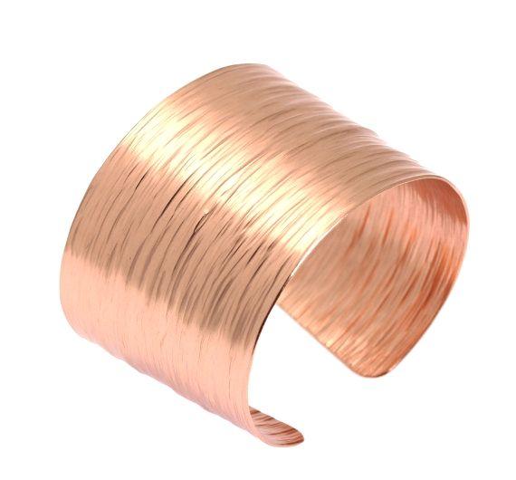 New! Bark Copper Cuff Bracelet, Rose Gold Womens Bracelets, Wide Copper Cuff, Statement Copper Cuff, Copper Bracelets, 7th Anniversary Gifts by johnsbrana https://www.etsy.com/listing/167266385/bark-copper-cuff-bracelet-rose-gold?ref=rss
