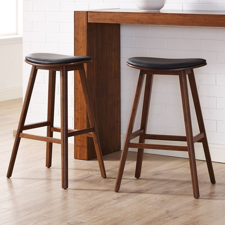 Kitchen High Stools: 7 Best Bar Height Tables Greenington Bamboo Images On