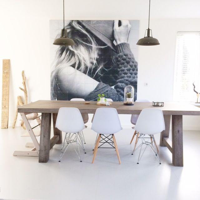 die besten 25 dunkel gestrichene w nde ideen auf pinterest dunkelblaue w nde marine b ro und. Black Bedroom Furniture Sets. Home Design Ideas