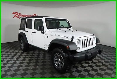 Ebay 2018 Jeep Wrangler Rubicon 4wd V6 Suv Keyless Entry