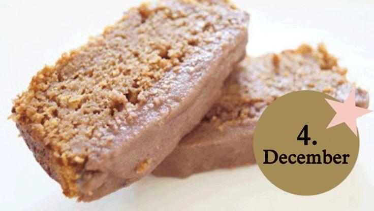 LCHF opskrift: Dette er en svampet og lækker kage med smag af jul.