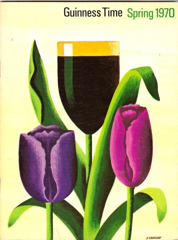 by Tom Eckersley, 1970