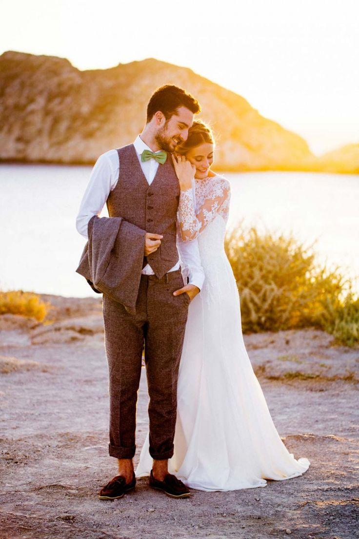 Inspiración otoñal de bodas en Mallorca