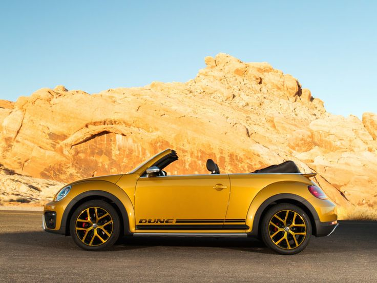 This unassuming droptop bug offers a convincing blend of everything a car should be: It's handsome, affordable, efficient, practical, and fun.