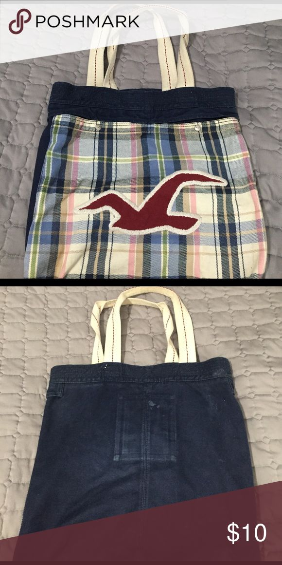 Hollister Tote Bag Tote Bag perfect for school or beach! Bags Totes