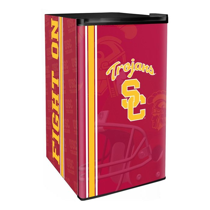 Use this Exclusive coupon code: PINFIVE to receive an additional 5% off the USC Trojans Classic Counter Height Refrigerator at SportsFansPlus.com