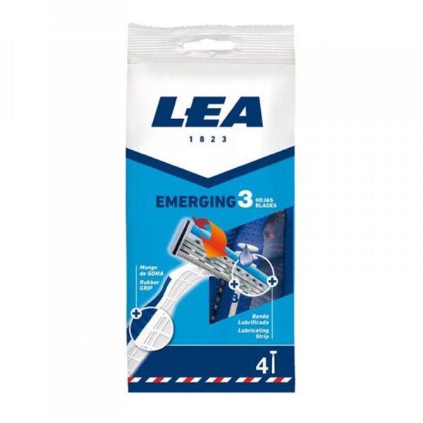Lea Emerging Cuchillas Desechables 3 Hojas En 2020 Contorno Cara Higiene Personal Leer