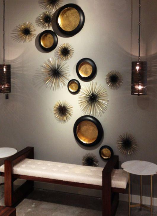 dekoideen wohnzimmer wnde kreativ gestalten - Dekoideen Wohnzimmer Wand