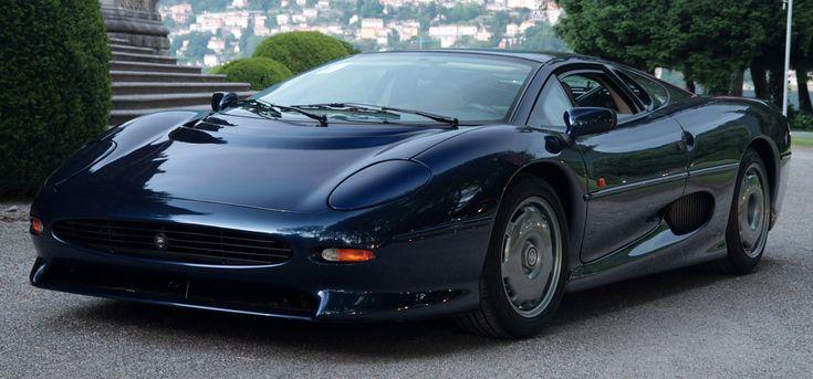 Jaguar XJ220 Gallery. #cars #supercars #jaguar #jaguarXJ220